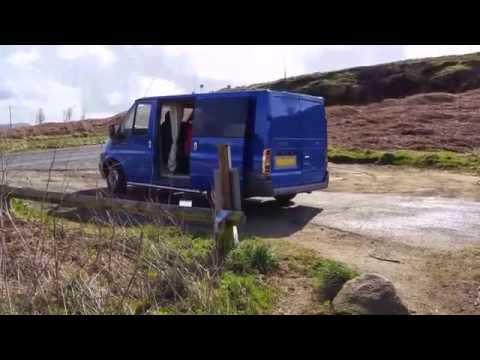 Transit Day Van Conversion