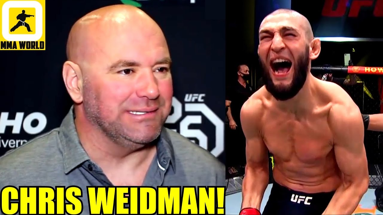 Dana White is in talks to line up a former UFC Champion for Khamzat Chimaev next,Conor Mcgregor MyTu