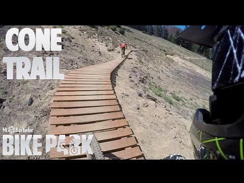 Cone Trail - Mt Bachelor Bike Park - Bend, OR