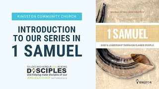 1 Samuel Series Introduction