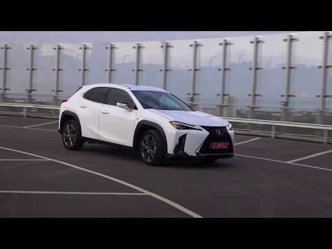 2019 Lexus UX - First Drive Test Video Review
