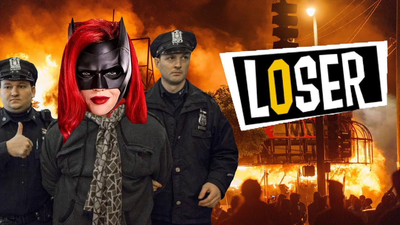 Twitter Weirdos can't save Batwoman! The CW is desperately trying to spin disastrously low ratings!
