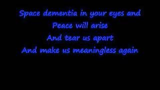 Muse   Space Dementia [LYRICS+MP3 DOWNLOAD]
