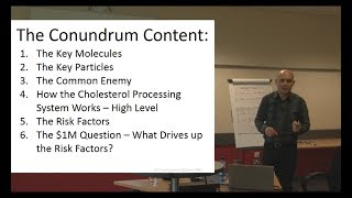 The Cholesterol Conundrum - and Root Cause Solution