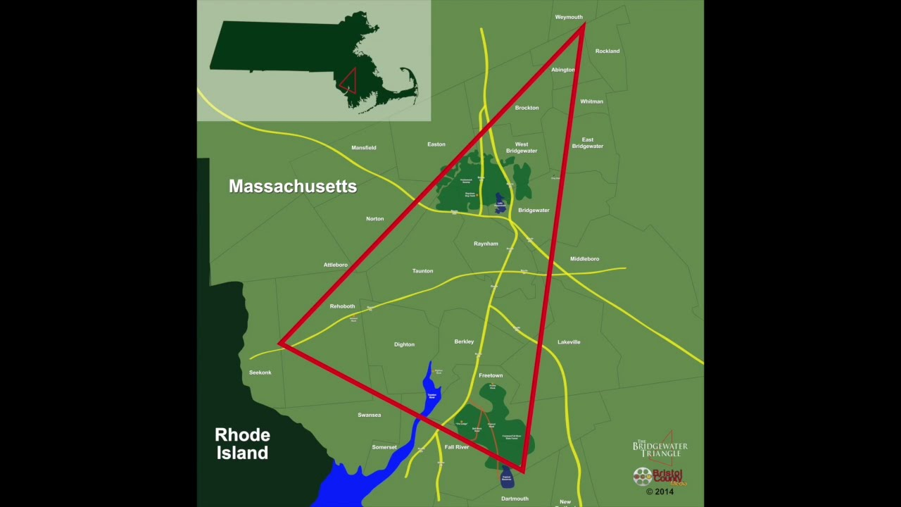 Image result for Bridgewater Triangle youtube