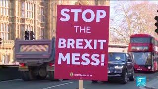 Brexit : à l'approche des européennes les échéances se multiplient pour Theresa May