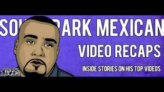 "SPM aka South Park Mexican ""Wiggy Wiggy"" Official Music Video Recap on Pocos Pero Locos"