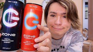 よく見かけるエナジードリンク飲むホイ【ZONE】 PDS