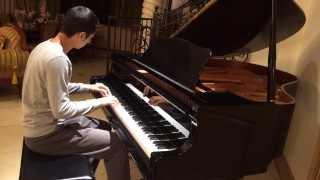 AMAZING PIANO COVER Intro - The xx