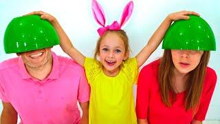 Детская песня - Пасхальный кролик. Песни для детей от Майи и Маши