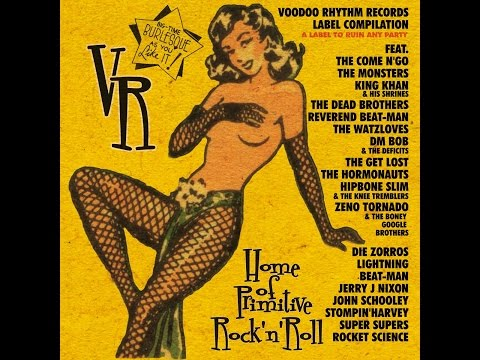 Various Artists - Voodoo Rhythm Records: Records to Ruin Any