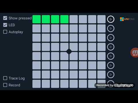 TheFatRat - Monody (Feat Laura Brehm) Unipad Cover