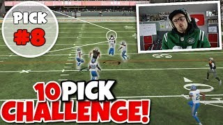 THROW AT LEAST 10 PICKS AND STILL WIN?! Madden Challenge