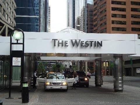 Tour And Reviews Of The Westin Calgary Downtown Hotel 2019 (4K)