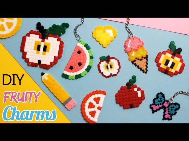9e2181d71 How to Make Perler Bead Keychains  10 Steps (with Pictures)