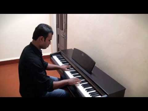 Sun raha hai na Aashiqui 2 Piano Cover by...