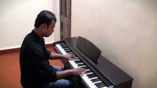 sun raha hai na aashiqui 2 piano cover by chetan ghodeshwar