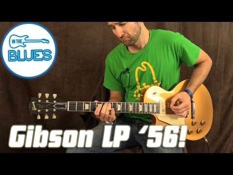 Gibson Les Paul 1956 Reissue VOS with P90 Pickups