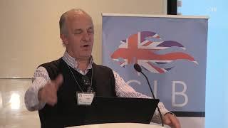 CIB rally 2019 Niall Warry on the Harrogate Agenda