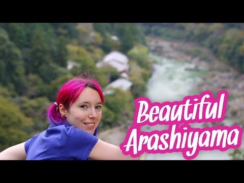 Beautiful Arashiyama & Bamboo Forest in Kyoto - Japan Vlog