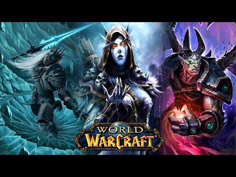 The Story of the Forsaken - World of Warcraft Lore