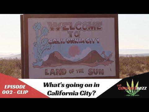 California City California - A Commercial Cannabis Marijuana Mecca? - Cannabis News