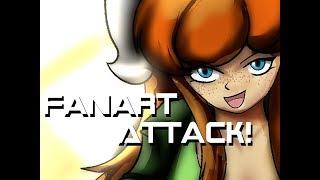 Pokelocke Ninja - Fanart Attack 4