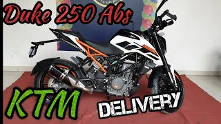 KTM DUKE 250 { ABS } 2019 DELIVERY ! PUNE !