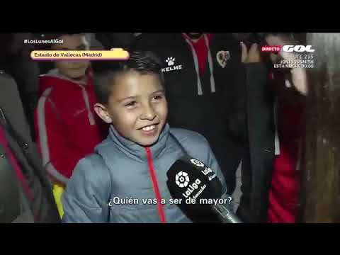 Román Felipe, La Estrella Del Futuro Del Rayo Vallecano