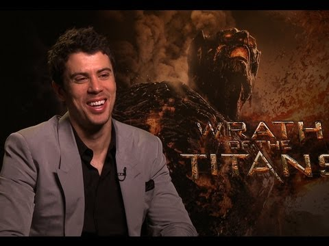 Toby Kebbell talks playing Agenor in 'Wrath of the Titans'