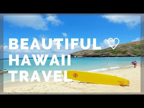 Hawaii Oahu Summer Travel