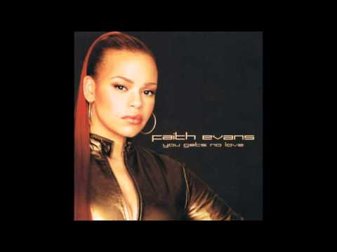 Faith Evans - You Gets No Love (Extended Club Mix)