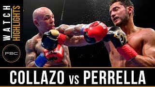 Collazo vs Perrella Highlights: PBC on FOX - August 4, 2018