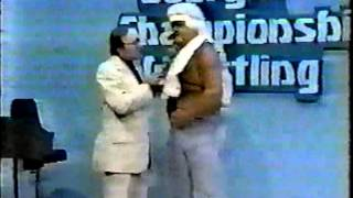 GCW -  Dusty Rhodes makes a deal with The Devil