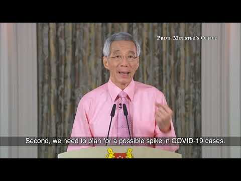 Singapore leader rules