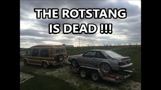 Gambar cover Rotstang: K.I.A. - Engine Autopsy & How She Died (Engine Build Debacles)