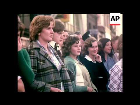 De Valera Funeral - 1975