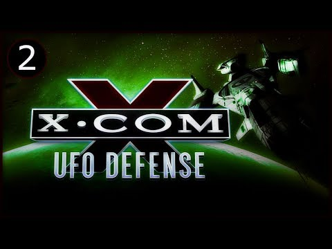 "X-Com: UFO Defense - #02 - ""Montreal's Destruction"""
