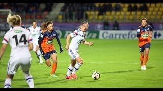 Coupe de France Féminine : Montpellier-Lyon : 1-2, le résumé