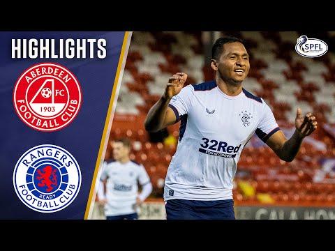 Aberdeen Rangers Goals And Highlights