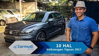 Volkswagen Tiguan 2017 Indonesia - 10 HAL yang Perlu Diketahui