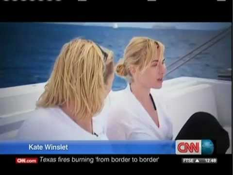 Thumbnail: Kate Winslet Sailing with Richard Branson 2011 part 1