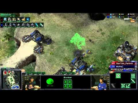 [WCS KR] sC vs Parting Game 2
