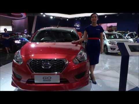 Datsun Go+ Panca di GIIAS 2016