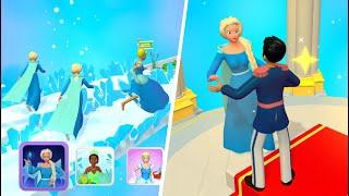 Princess Run 3D 👸🧜♀️🧚 NEW UPDATE!! All Levels Gameplay Android,ios PR3D1GP12 screenshot 5