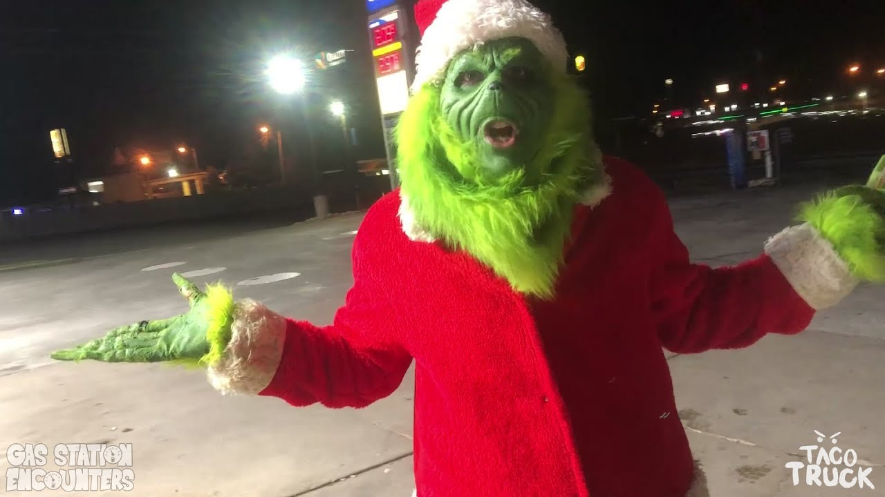 Download The Grinch Gets Caught Shoplifting