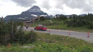 Going to the Sun Road, Glacier National Park DVD / blu-ray Sample