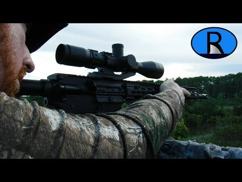 Are AR-15 Rifles Good For Hunting?