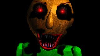 NIGHTMARE BALDI FOUND! | Five Nights at Baldi's Basics in Education and Learning