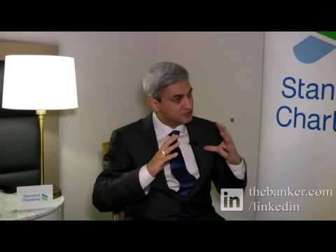 Interview with Ajay Kanwal, CEO Asean and South Asia, Standard Chartered